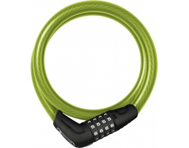 ABUS Numerino 5412C cable lock lime