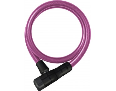 ABUS Primo 5412K cable lock pink