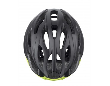 ROSE C-SHOT helmet matte black/lime