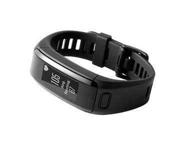 Garmin vivosmart HR Activity Tracker schwarz