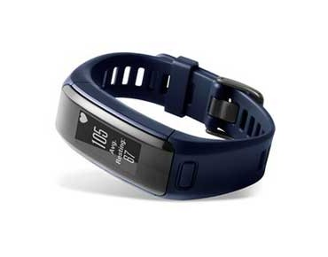 Garmin vivosmart HR Activity Tracker blau