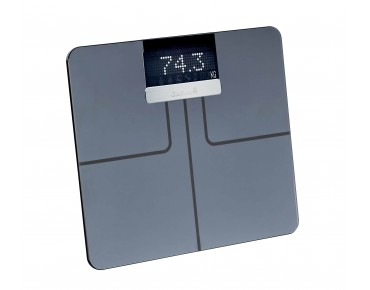 Garmin Index Smart Scale weegschaal zwart