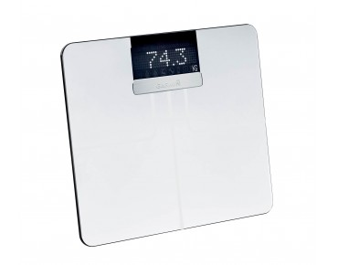 Garmin Index Smart Scale weegschaal wit