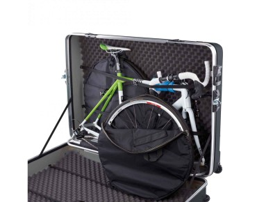 ROSE TOURING CASE incl. ASF and wheel bags dark grey