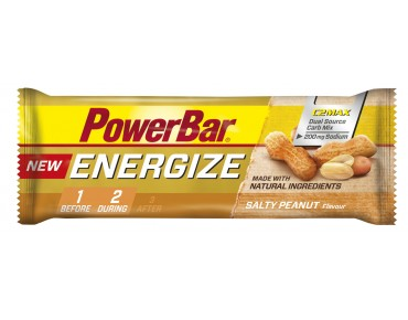 PowerBar Energize bar – new recipe – Salty Peanut