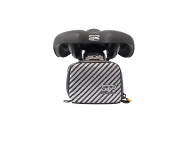 Selle Royal SR saddle bag Satteltasche für Integrated Clip System schwarz