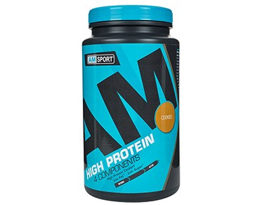 AMSport High Protein powder Cookies