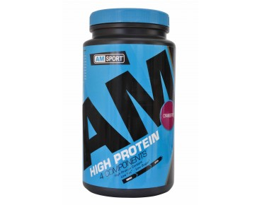 AMSport High Protein powder cranberry