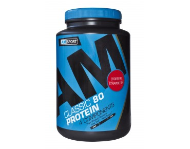 AMSport High Protein powder Erdbeere