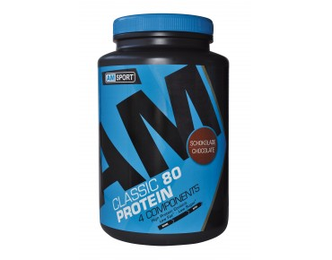 AMSport High Protein powder Schokolade