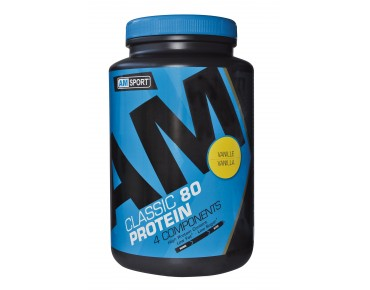 AMSport High Protein powder Vanille