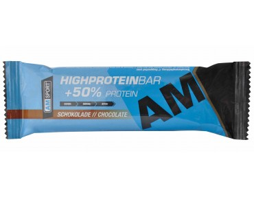 AMSport High Protein Bar 50% chocolate
