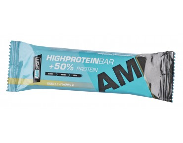 AMSport High Protein Bar 50% vanilla