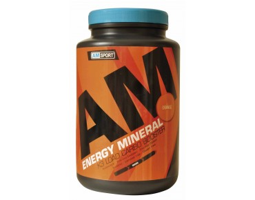 AMSport Energy Mineral Getränkepulver orange