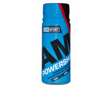 AMSport Powershot taurine-caffeine concentrate Mango Orange
