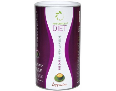 AMFormula Diet meal replacement Cappuccino