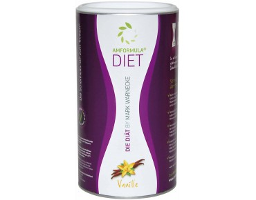 AMFormula Diet meal replacement Vanille