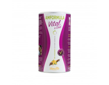 AMFORMULA Vital & Diet meal replacement vanilla