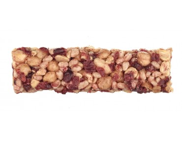 PowerBar Natural Energy Cereal bar Raspberry Crisp