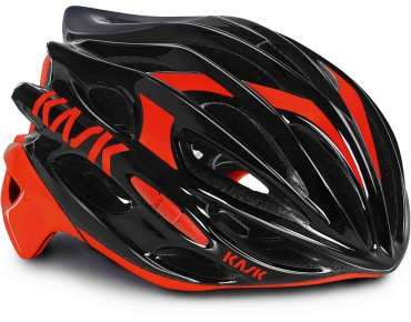KASK MOJITO road helmet black/red