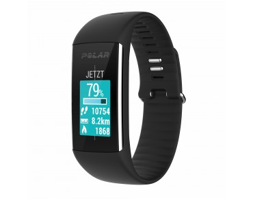 Polar A360 Fitness/Activity Tracker black