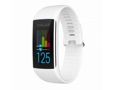 Polar A360 Fitness/Activity Tracker white
