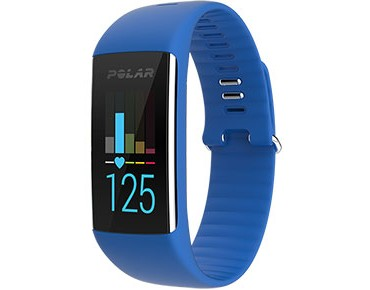Polar A360 Fitness/Activity Tracker blue