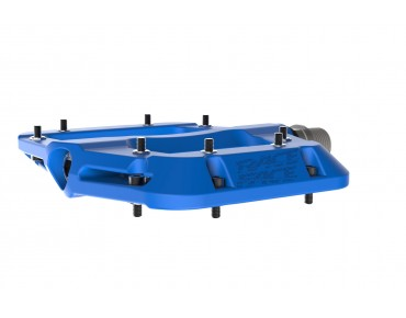 Race Face Chester Composite Flatpedal blau