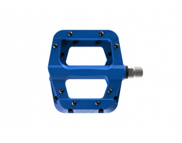 Race Face Chester Composite flat pedals blue