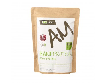 AMSport hemp protein drink powder Neutral