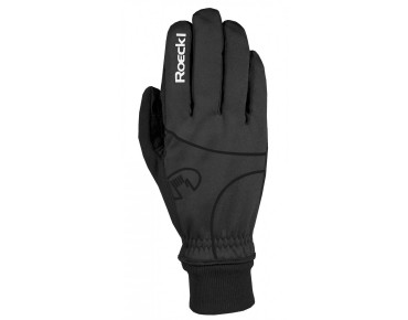 ROECKL ROTENBURG WINDSTOPPER soft shell winter gloves black