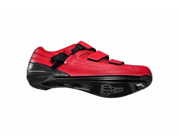 SHIMANO SH-RP3 road shoes red