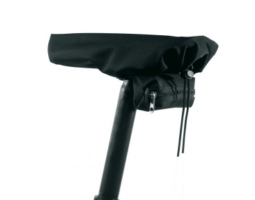ROSE Pro Cycle Your Way saddle cover schwarz