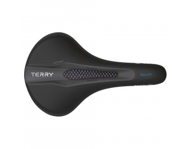 Terry Figura GTC Gel Men Fitness Comfort saddle black