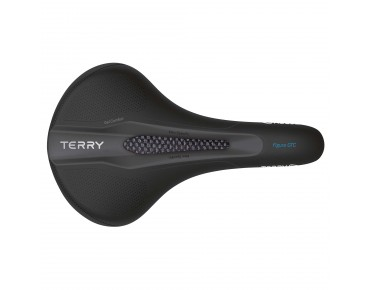 Terry Figura GTC Gel Max Men saddle schwarz