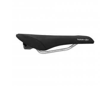 Terry Figura GTC Gel Max Women saddle schwarz