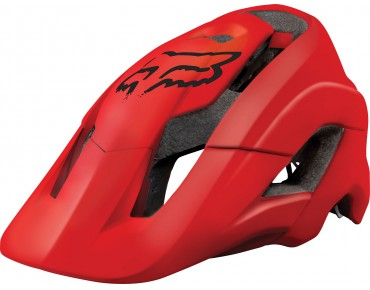 FOX METAH helmet red