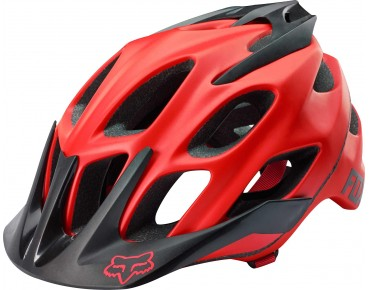 FOX FLUX 1.5 Helm matte red