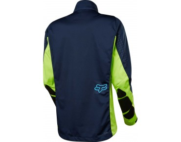 FOX BIONIC PRO softshell jacket navy