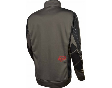 FOX BIONIC LT softshell jacket black