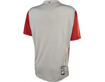 FOX INDICATOR Bikeshirt heather red
