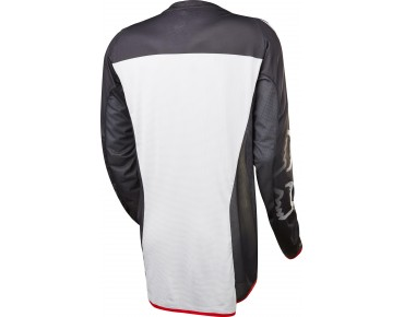 FOX FLEXAIR DH long-sleeved shirt black/white