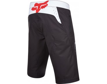FOX FLEXAIR DH shorts black-white