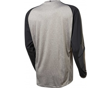 FOX EXPLORE Langarm Bikeshirt charcoal black