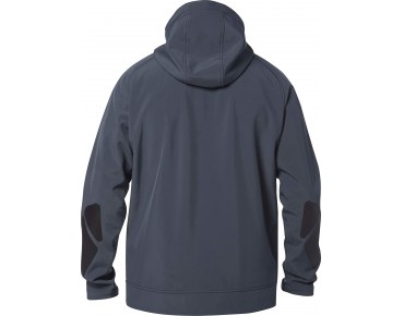 FOX BIONIC BRAWLED softshell jacket pewter