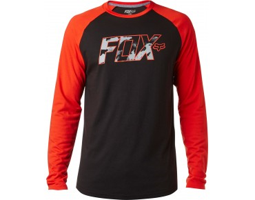 FOX GEMSTONE Funktions Langarm Shirt black