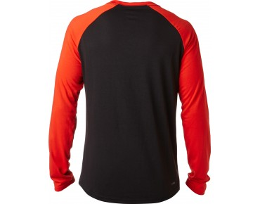 FOX GEMSTONE long-sleeved shirt black