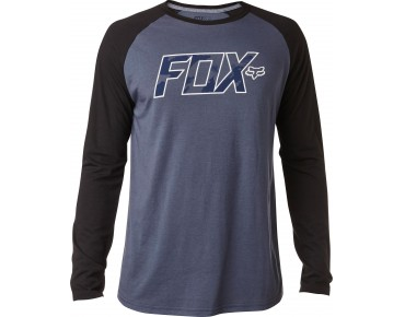 FOX GEMSTONE long-sleeved shirt pewter