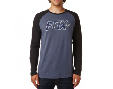 FOX GEMSTONE Funktions Langarm Shirt pewter