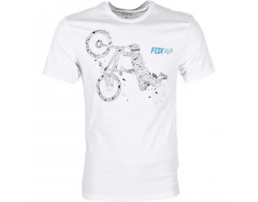 FOX BIG BEND T-Shirt white